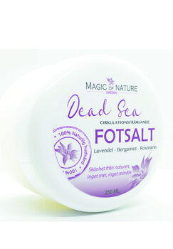 Fotsalt (Dead Sea), 250 ml