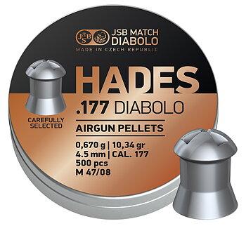 JSB Hades, 4,50mm - 0,670g
