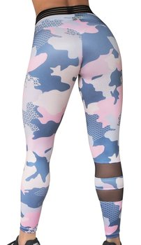 RAW By Adriana Kuhl  Urban Tights 2 Pink Camo