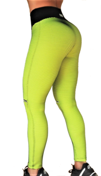 RAW By Adriana Kuhl Zip Lime