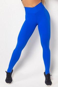 HIPKINI Ruffle Tights Blue