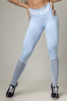 HIPKIN  Seamless Tights Slim Fit Baby Blue