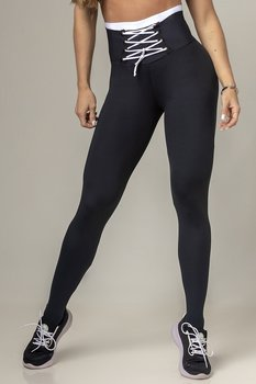 HIPKIN  Tights Waistband Black