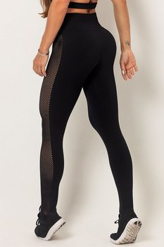 HIPKINI Seamless  Power Tights  Black