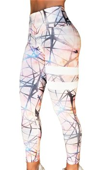 Bia Brazil Tights Stripes Dawn