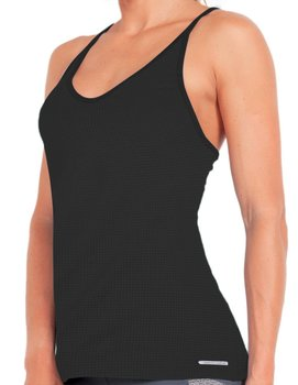 Bia Brazil Tanktop Loose Fit Black Mesh