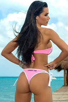 HIPKINI Brazilian Bikini Bottom