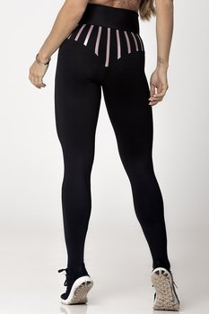HIPKINI Front Zip Tights Pink