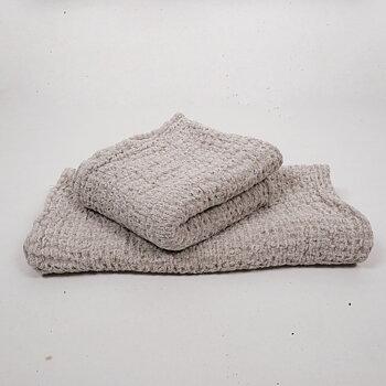 Waffer towel