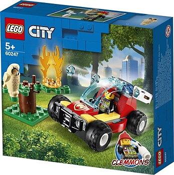 Lego City 60247 Skogsbrand