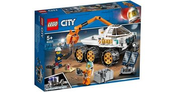 Lego City 60225 Testkörning av rover
