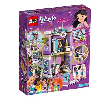 Lego Friends Emmas Ateljé 41365