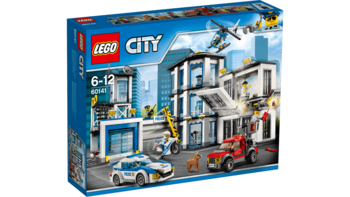 Lego City Polisstation 60141