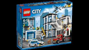 Lego City Polisstation 60141