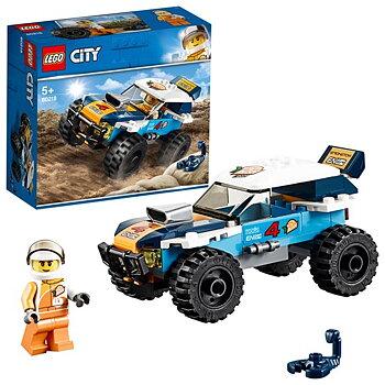 Lego City Ökenrallybil 60218