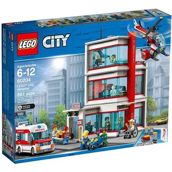 Lego City 60204 Sjukhus