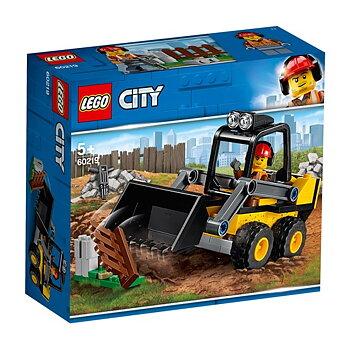 Lego City Hjullastare 60219