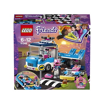 Lego Friends Service- och underhållsbil 41348