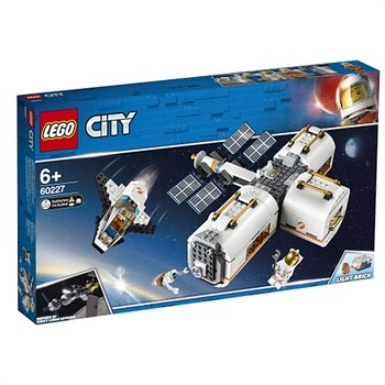 Lego City 60227 Månstationen
