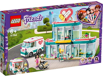 Lego Friends 41394 Heartlake Citys Sjukhus