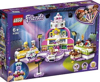 Lego Friends 41391 Heartlake Citys Frisörsalong