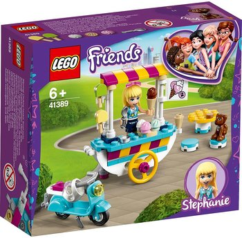 Lego Friends 41389 Glassbil