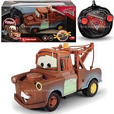 RC Turbo Racer Mater