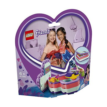 Lego Friends 41385 Emmas Sommarhjärtask