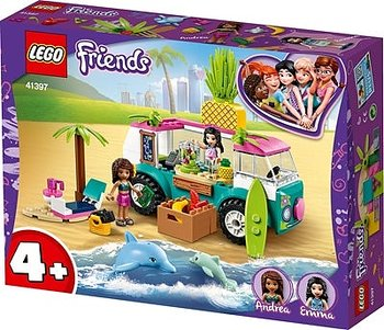 Lego Friends 41397 Juicebil