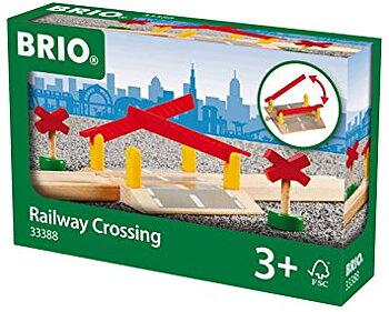 Brio 33388 Järnvägskorsning