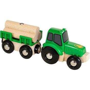 Brio 33799 Traktor med last