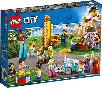 Lego City 60234 Figurpaket - Tivoli