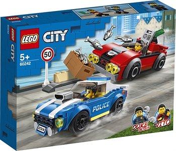 Lego City 60256 Racerbilar
