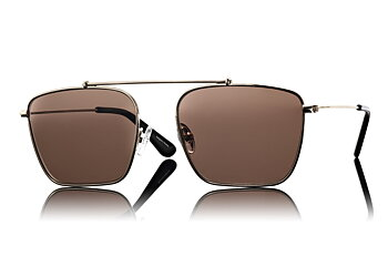 Abaco gold sun brown lens