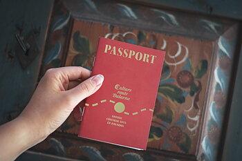 Kulturpasset och Guideboken till 372 sevärdheter i Dalarna