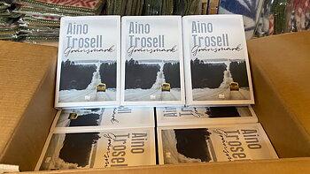 Aino Trosell - Gränsmark (Utgivning 8 juli)