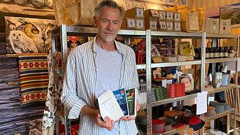 Lars Thunell x 3 - Alla tre böckerna i serien med Falupolisen Henrietta Rapp