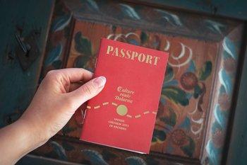 Kulturpasset - Kulturresan med nio förmånliga erbjudanden