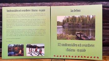 En guide till 372 smultronställen och sevärdheter i Dalarna