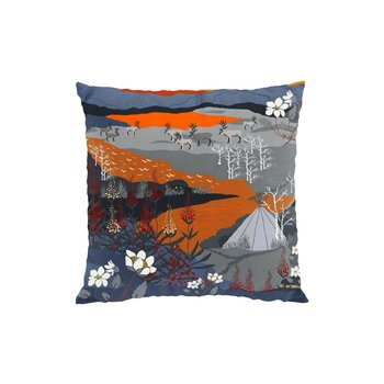Pillow case - Fjällvandring