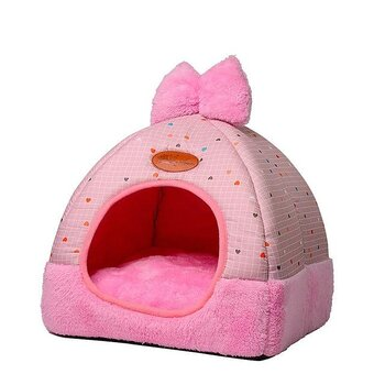 Igloo soft pink