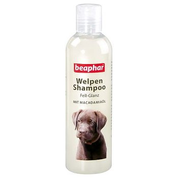 beaphar hundschampo Glossy coat för valpar