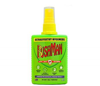 Bushman Myggmedel spray