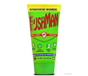 Bushman Myggmedel Gel