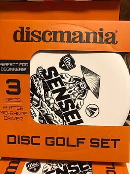 Discmania Active disgolf set