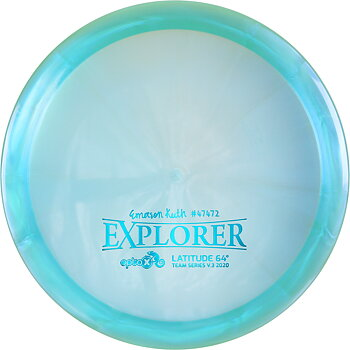EXPLORER Opto-X  Emerson Keith team disc 2020 V3
