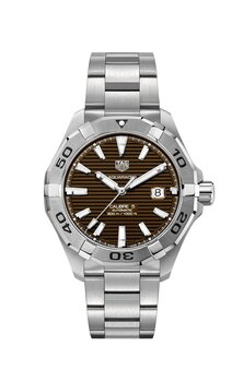 Tag Heuer Aquaracer 43mm Brun