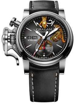 Graham Chronofighter Vintage Tiger Limited