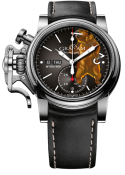 Graham Chronofighter Vintage Bear Limited