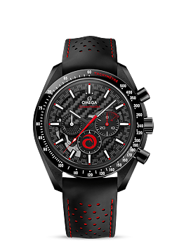 Omega Speedmaster Moonwatch Team Alinghi 44,25 mm Svart